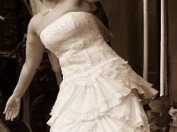 uniklna hiszpańska suknia śłubna