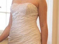 Urocza sukienka ślubna do sprzedania!