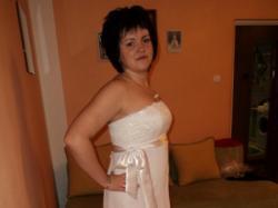 Urocza suknia