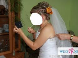 Urocza suknia ślubna Violett MS MODA 2011