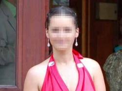 Urocza suknia wieczorowa z kolekcji 2008