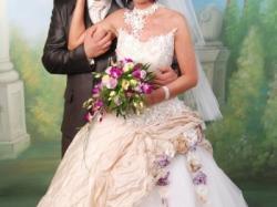 Urszula Mateja model 640 - przepiękna suknia ślubna!!!