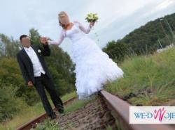 używana suknia ślubna Emmi Mariage model Carla