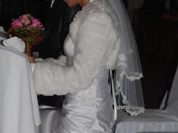 Używana suknia ślubna Malbork