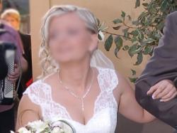 Używana suknia ślubna  NABLA ECRU