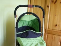 Używany wózek Coletto Mateo 3w1 jeszcze na GWARANCJI cena 700zł