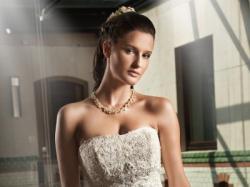 VANESSA Suknia Ślubna od Annais - rozmiar 40-42