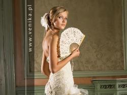 Venika Suknie ślubne w hiszpańskim stylu