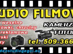 VIDEOFILMOWANIE STUDIO GEGOL