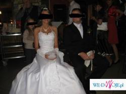 Wałbrzych- sprzedam suknię ślubną
