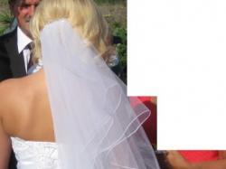 Welon ślubny 3 m