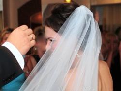 Welon ślubny ECRI z pracowni welonów ślubnych ZuZa