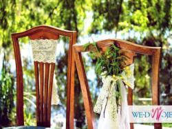 Wesele z Naturą - zorganizujemy i udekorujemy Twój ślub i wesele!