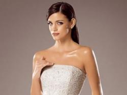 White One 176 z kolekcji 2008 - suknia ślubna