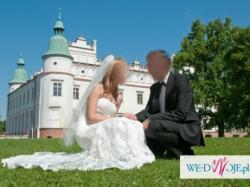 White One 427, Pronovias  Lorna, rozm. 36 LUBLIN, PUŁAWY, SANDOMIERZ