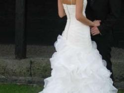 White One 6210 Madonna Piękna sukienka