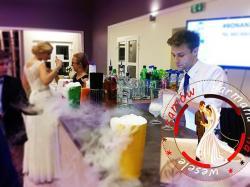 Wieczór Kawalerski-BARMAN NA WESELE- DRINK-BAR na wesele Drinki
