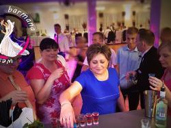 Wieczór Panieński -BARMAN na wesele Drink Bar na wesele Drinki