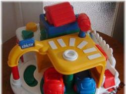 wielka edukacyjna kreatywna zabawka chicco