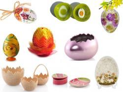 Wielkanocne dekoracje - jajko w roli głównej