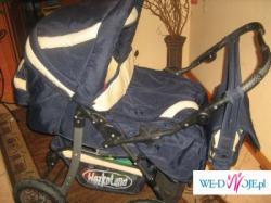 Wielofunkcyjny wózek Firmy wózkoland