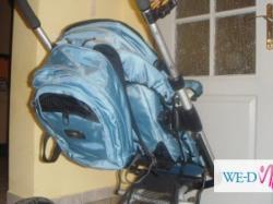 wielofunkcyjny wózek trójkołowiec MUTSY FREE RIDER