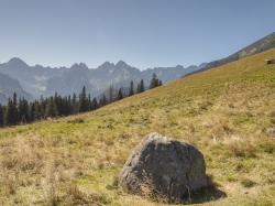 Wiktorówki  – symboliczny cmentarz tych, którzy zginęli w górach