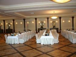 """"""" Willa Zagórze """" - nowy hotel, restauracja, sale bankietowe"""