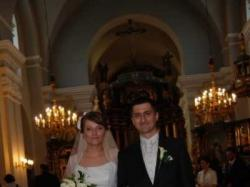 wiosenna suknia ślubna