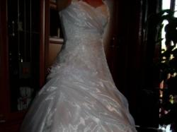 Witam Mam do sprzedania suknie slubną kupioną w salonie La Bella w Rzeszowie mod