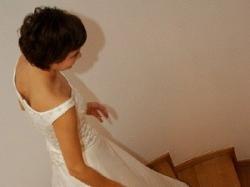 Właśnie ta sukienka