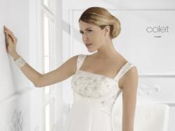 Włoska suknia Firmy Linea-Colet