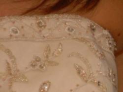 Włoska suknia Lilea z kolekcji La Perle 34-36