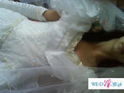 włoska suknia slubna