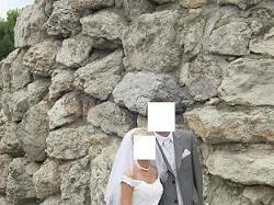 Włoska suknia slubna Demetrios model 9597 - rozmiar 34/36