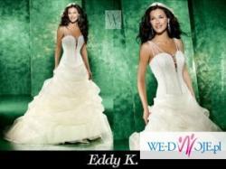 Włoska Suknia ślubna Eddy K 36/38