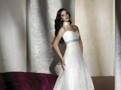 Włoska Suknia Ślubna Perle di Delsa 2012, rozm 36-38 - SPRZEDAM