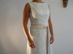 Włoska suknia ślubna z Lilear