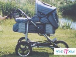 wózek 3-kołowy