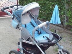 Wózek ATLANTIC ESPIRO gondola+ spacerówka WARTO!!! GRATISY