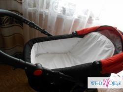 Wózek Baby-merc one 3w1