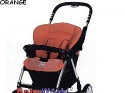 Wózek Casual Play Vintage: spacerówka + gondolo-fotelik 2 w 1 na gwarancji!