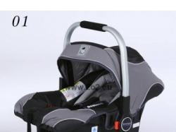 Wózek Coneco V3 + Fotelik samochodowy