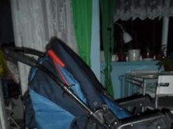 wózek dla dziecka firmy NESTOR