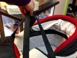 Wózek dziecięcy Jedo Alu Vedi 2w1 głęboko-spacerowy