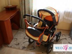 wózek dzieciecy KUNERT prawie nowy 500 zł