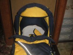 Wózek głęboko - spacerowy BABY LUX