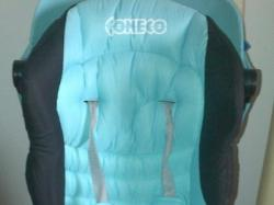 Wózek głęboko-spacerowy Coneco Barracuda