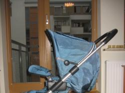 Wózek Mutsy Urban Rider stelaż +gondola+spacerówka+fotelik samoch.