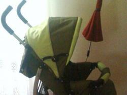 Wózek spacerowy LEO